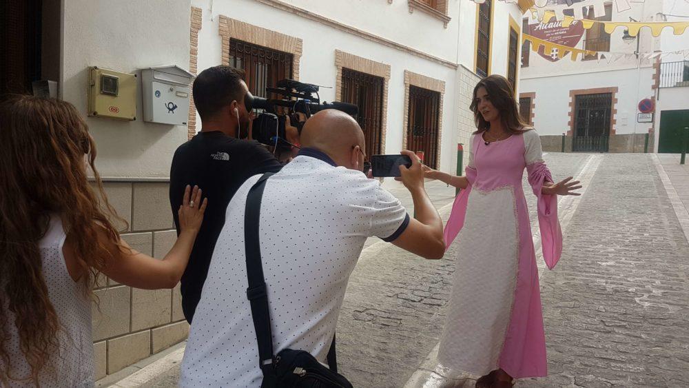 """Andalucía de Fiesta"" Canal Sur TV"