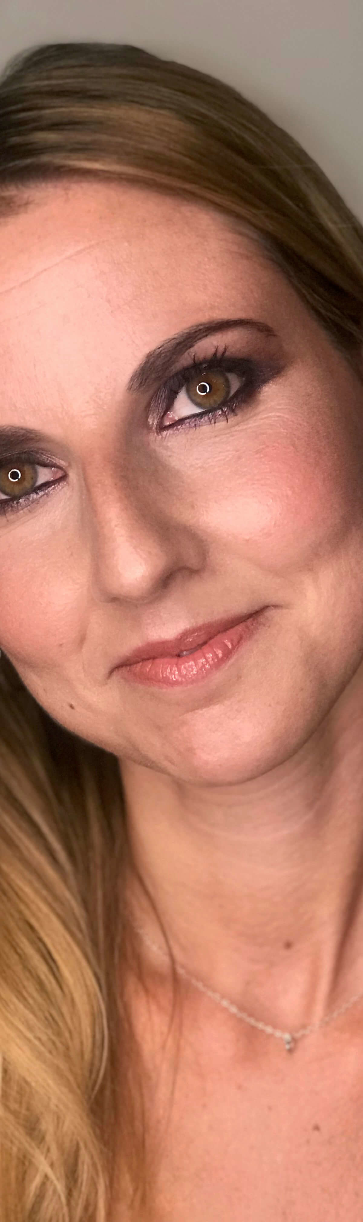 El maquillaje de Apolo makeup