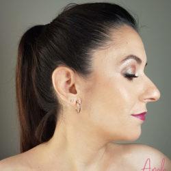 Maquillaje profesional de novia