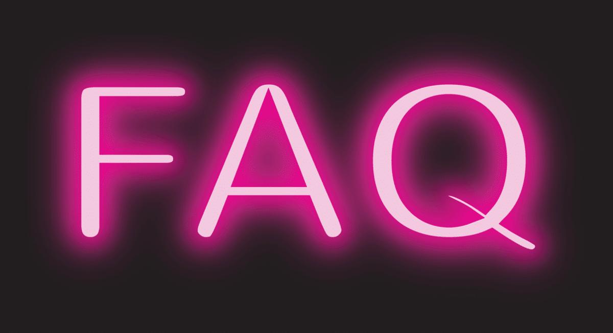 preguntas frecuentes sobre maquillaje