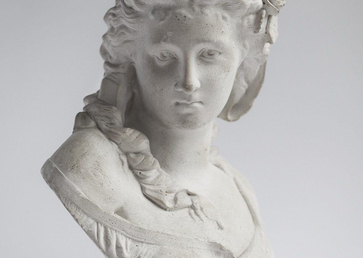 el maquillaje de la mujer romana