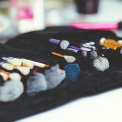 Limpieza de pinceles y brochas de maquillaje